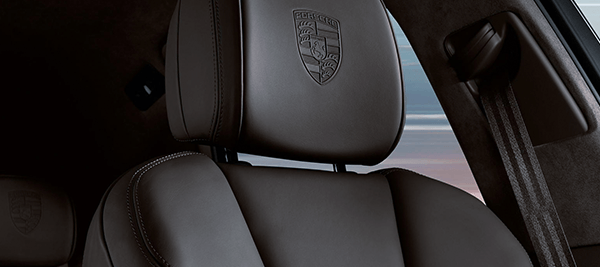 2018 Porsche Macan Base Interior Seats