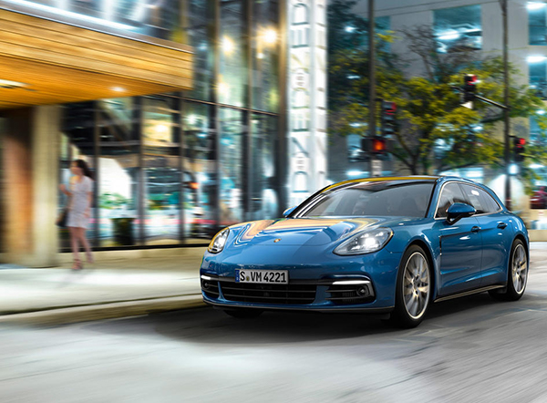 The 2018 Porsche Panamera - Performance