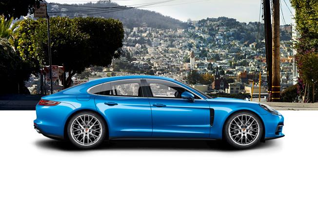 The 2018 Porsche Panamanera