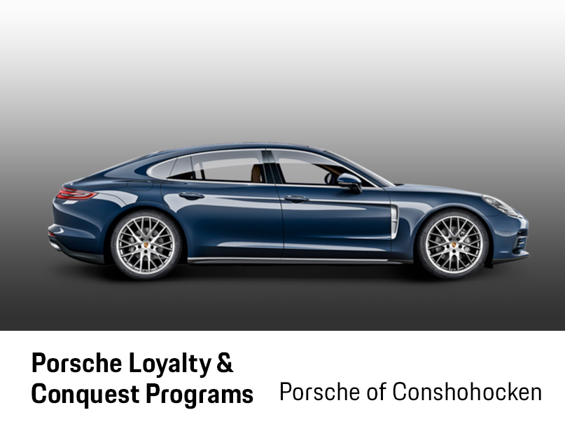 Porsche Loyalty & Conquest Programs