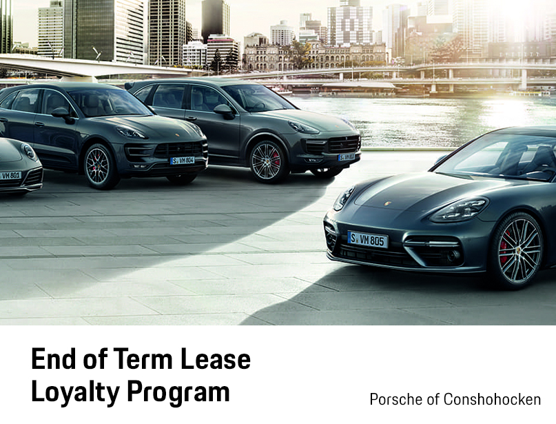 End of Term Lease Loyalty Program