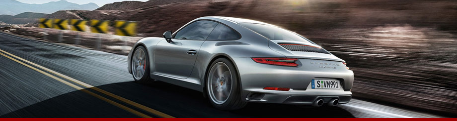 The All New Porsche 911 Carrera S